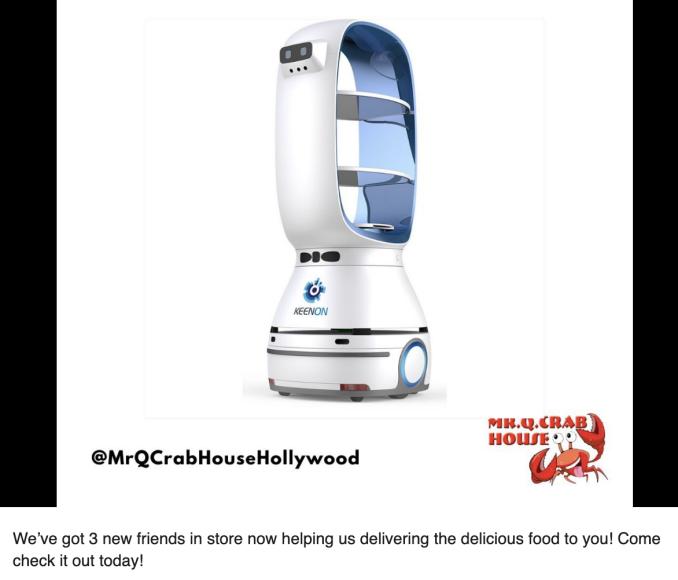 美国一餐厅投资开发机器人 以解决员工短缺问题