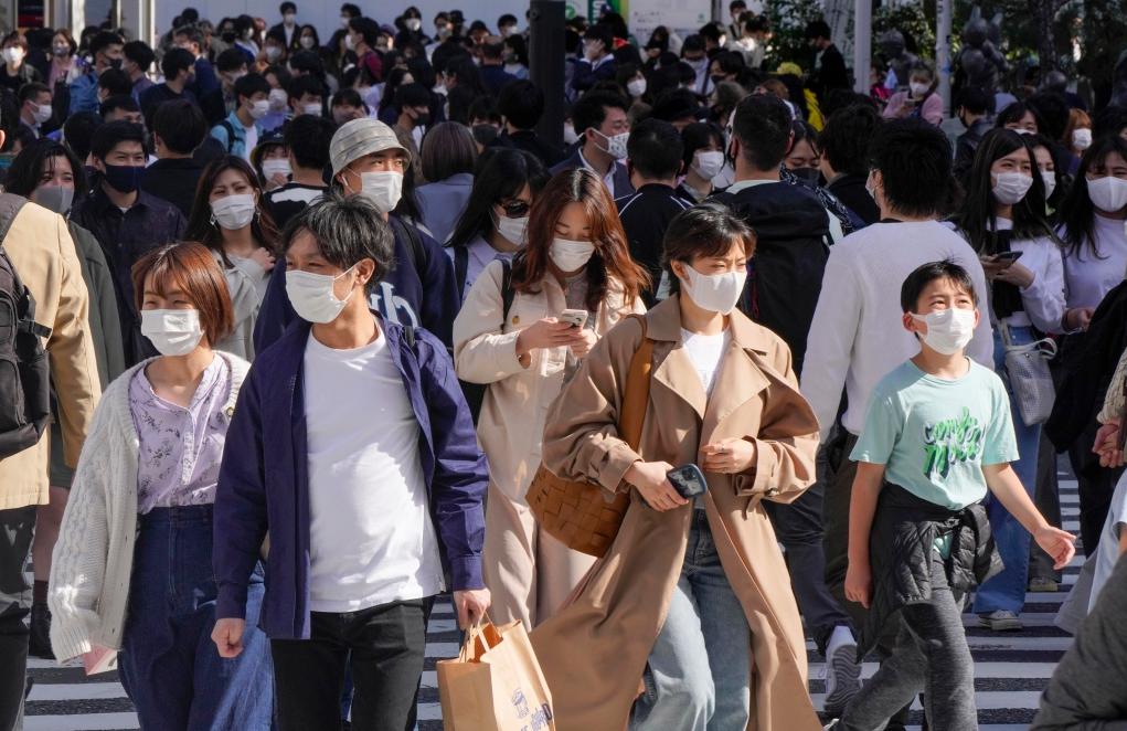 日本街头(资料图)
