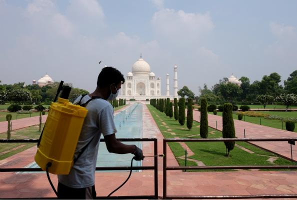 疫情下的印度