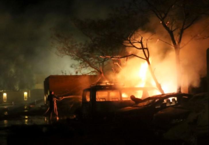 巴基斯坦官员:酒店爆炸事件中伤亡者均为巴公民