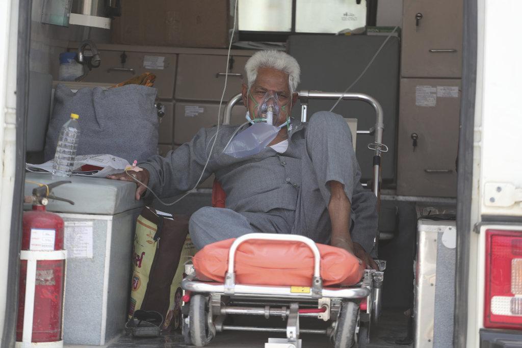 印度医院氧气供应紧缺
