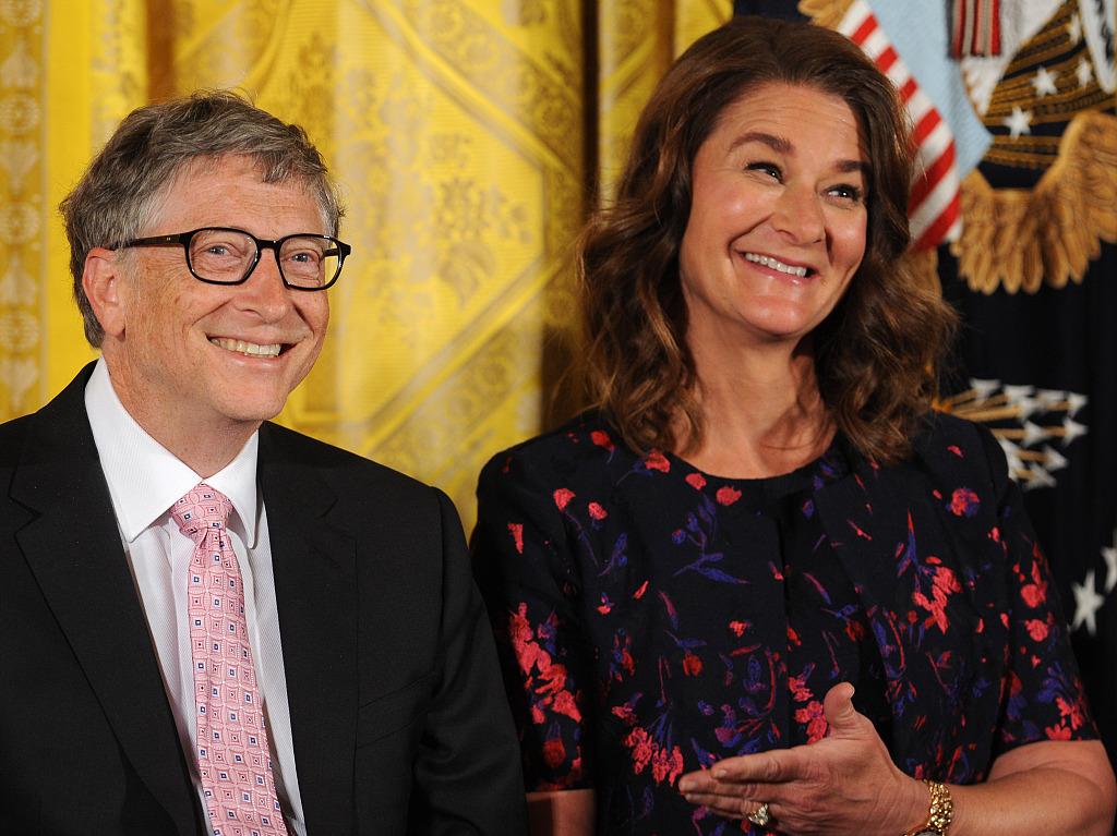 比尔·盖茨与梅琳达·盖茨