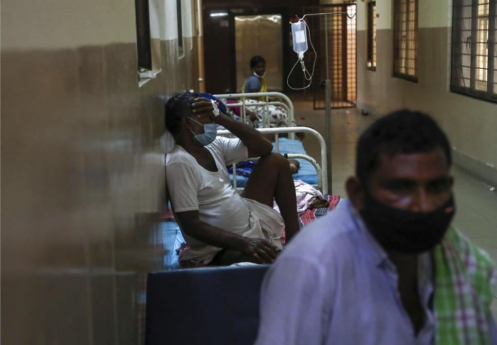 印度毛霉菌病药物供不应求 供货商积极联系中国公司买药