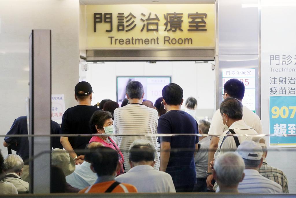 台湾本轮新冠疫情中35人送医前死亡 指挥中心曝原因:隐形缺氧