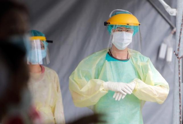 台军桃园总医院暴发集体感染至少30人确诊 门诊急诊将暂停14天