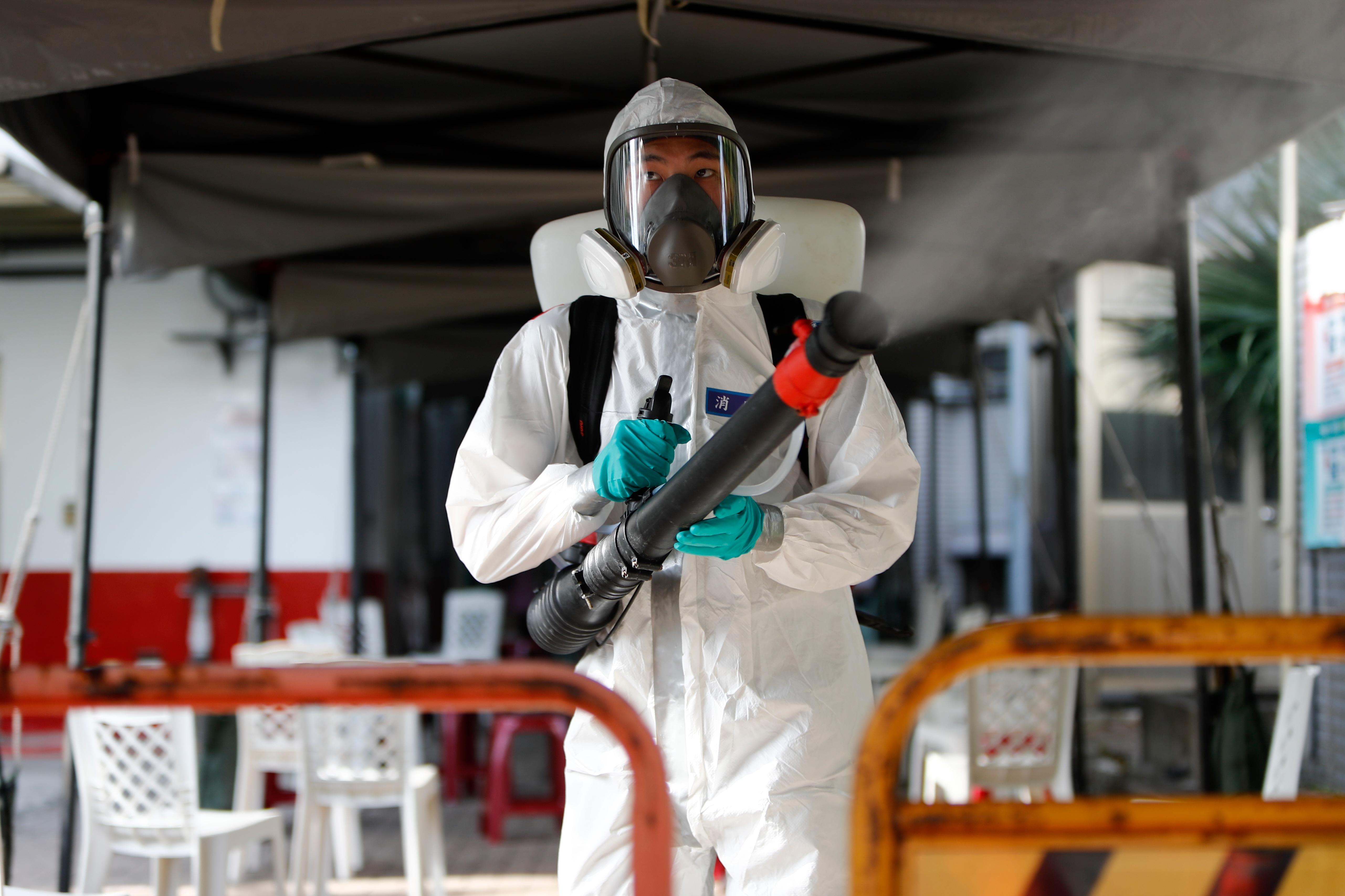 台湾新增55例本土新冠病例 新增5例死亡病例