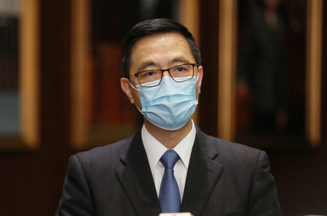 香港教育局局长杨润雄(图:文汇网)