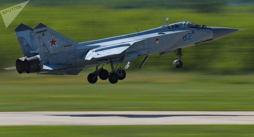 """挪威军机飞入俄罗斯""""后院"""" 俄战机紧急升空拦截"""