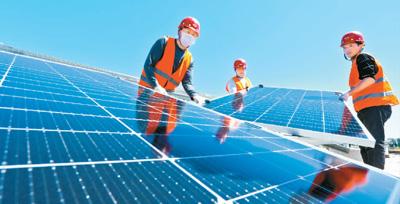 引导绿电消费,促进新型电力系统建设 绿色电力交易,开市!
