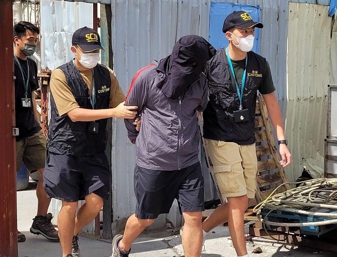 香港海关侦破历来最大走私案 涉案金额2.1亿港元