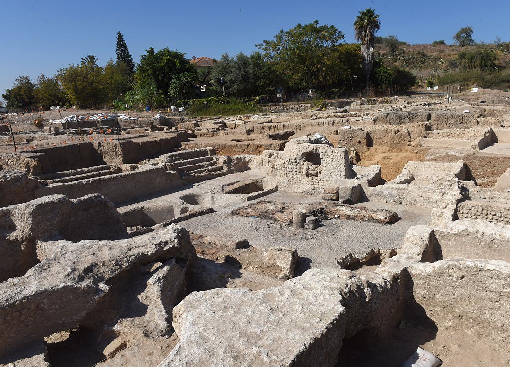 以色列发现1500年前葡萄酒厂 年产或达200万升